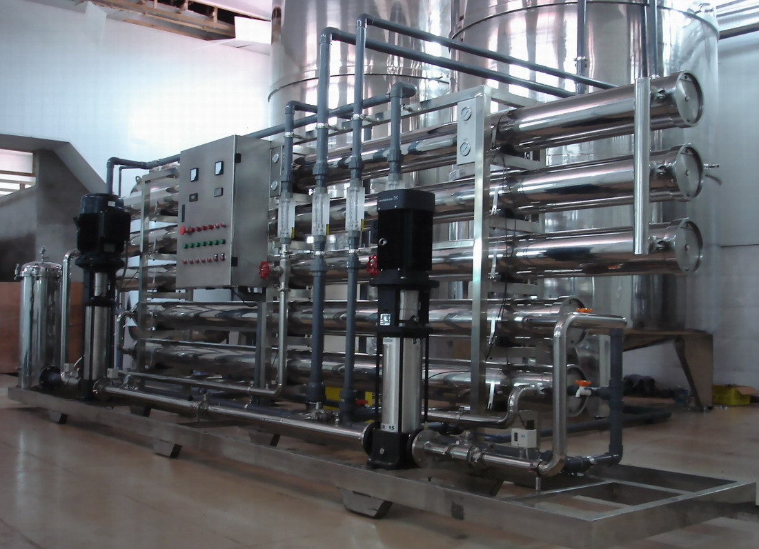 Desalination by Reverse Osmosis
